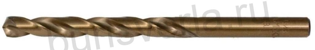 Сверло по металлу 1,5 мм, Р6М5К5